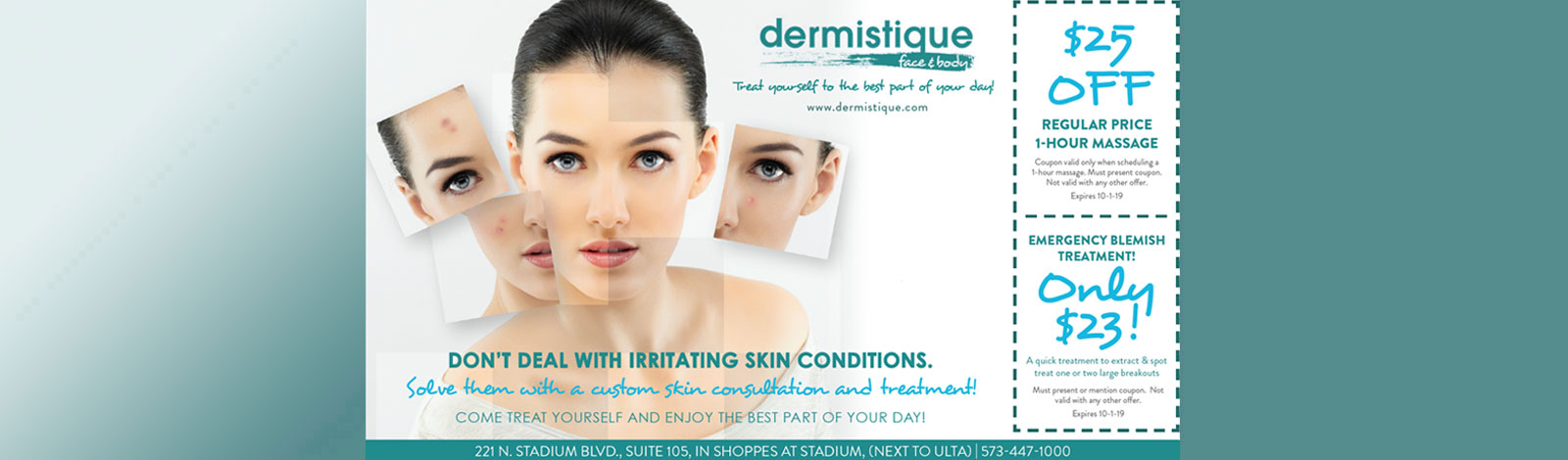 Facial Treatments Columbia MO